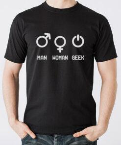 Man Women and Geek
