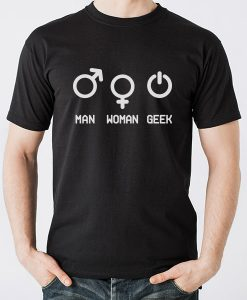 Man Women and Geek