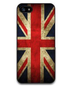 carcasa celular iphone 5s bandera reino unido
