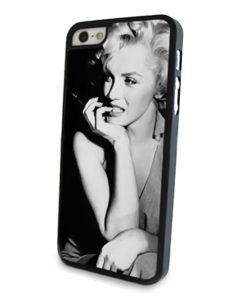 carcasa celular iphone 5s marilyn monroe
