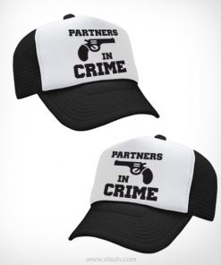 gorra parejas partners in crime