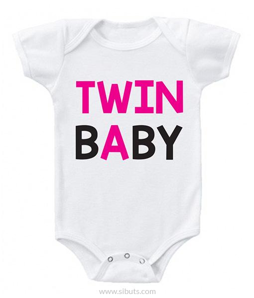 pañalera para gemelos Twin Baby