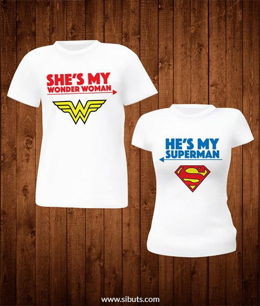 playera she is he is