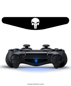 sticker barlights control ps4 punisher