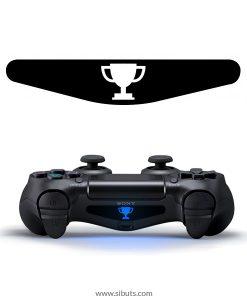 sticker barlights control ps4 trofeo