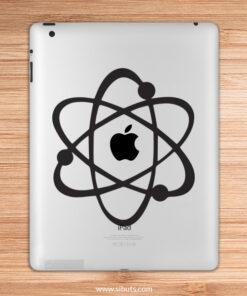 sticker para ipad atomic