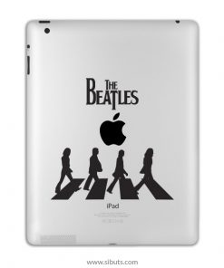 sticker para ipad beatles