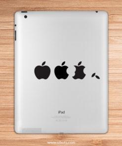 sticker para ipad apple