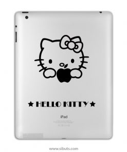 sticker para ipad hello kitty
