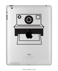 sticker para ipad polaroid