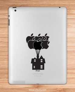 sticker para ipad up