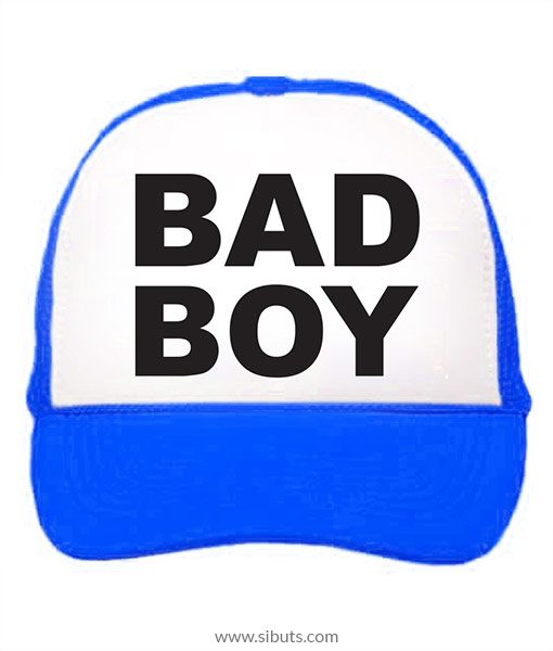 Gorra Trucker Bad Boy - Sibuts Tienda online 369fc6cd55a