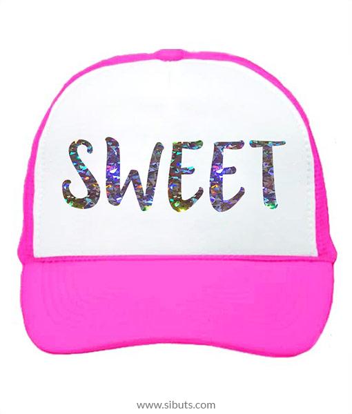 Gorra Trucker Sweet - Sibuts Tienda online 0b6e63cd80b