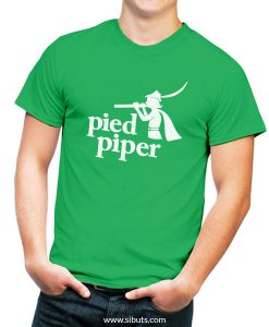 Playera Pied Piper serie Silicon Valley