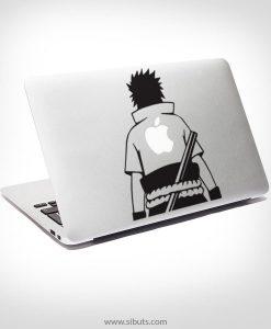 Sticker Calcomanía laptop macbook naruto