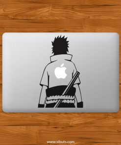 Sticker Calcomanía laptop macbook naruto
