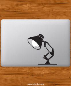 Sticker Calcomanía laptop macbook pixar