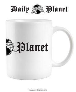 Taza Daily Planet
