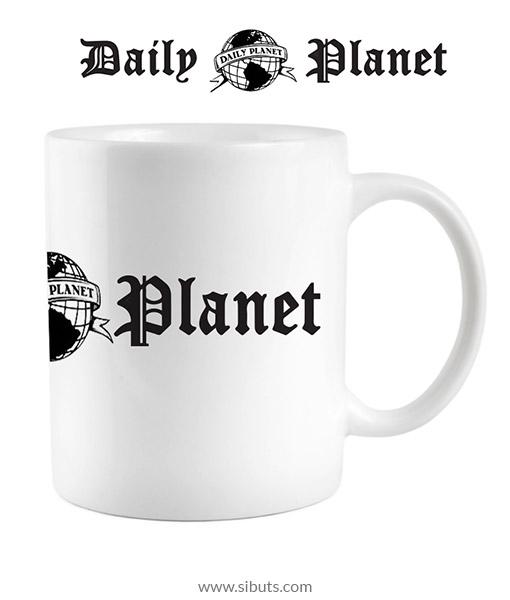 Taza Daily Planet