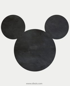 Vinil para pizarrón de Mickey