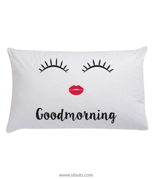 Cojín Good morning