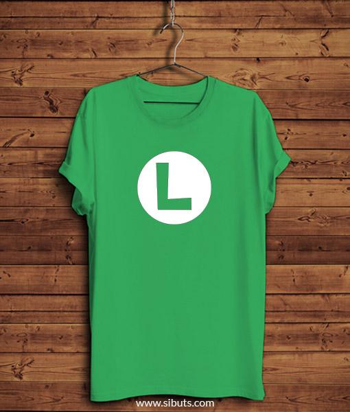 Playera para Hombre Luigi