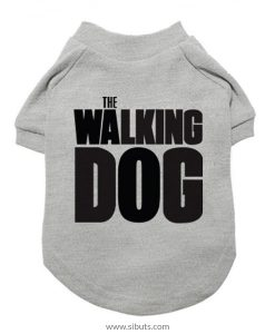 Playera Perro The Walking Dog