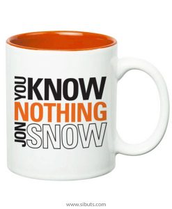 Taza You Know nothing Jon Snow