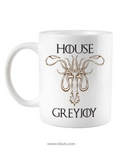 Taza Game Of Thrones House Greyjoy