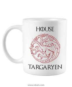 Taza Game Of Thrones House Targaryen