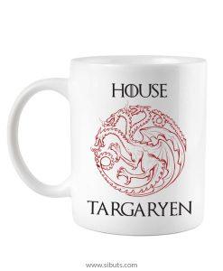 Taza Game Of Thrones House Targaryen