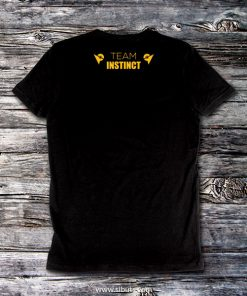 Playera Hombre Pokemon Go Team Instinct