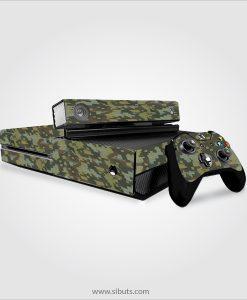 Skin xbox one camuflaje militar