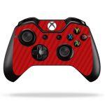 Skin-Xbox-One-Fibra-Rojo-1