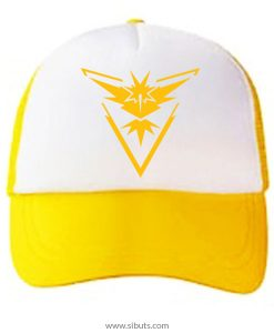 Gorra Pokemon Go Team Instinct