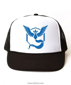 Gorra Pokemon Go Team Instinct Mystic