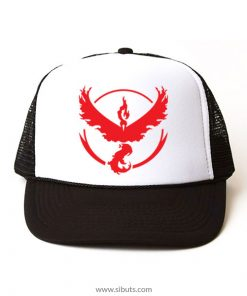 Gorra Pokemon Go Team Instinct Valor