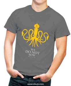 Playera hombre game of thrones house greyjoy