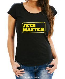 Playera Mujer Jedi Master Star Wars