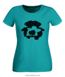 Playera Pokemon Go evolución Bulbasaur
