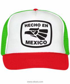Gorra Tipo Trucker o Camionero Hecho en México