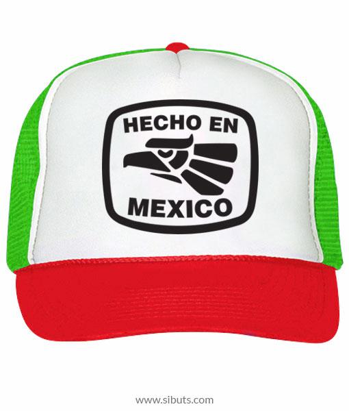 Gorra Tipo Trucker o Camionero Hecho en México 19e5146aaa2