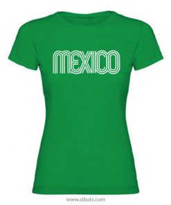 Playera mujer México 68
