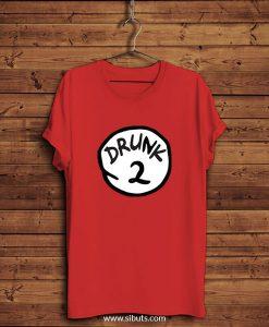Playera hombre Drunk 2