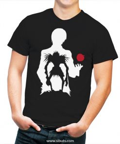 Playera hombre anime Death Note