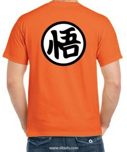 Playera hombre Dragon Ball Goku