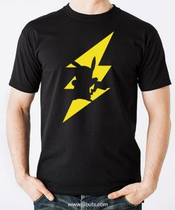 Playera hombre Pokemon Go Pikachu Element