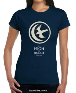 Playera mujer Game of Thrones House Arryn