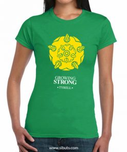 Playera mujer Game of Thrones House Tyrell