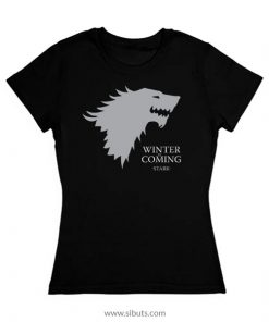 Playera mujer Game of Thrones House Stark